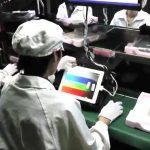 Suicides dans les usines de l'iPad